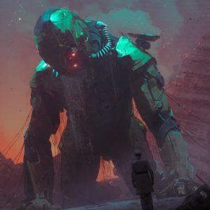 robot nft